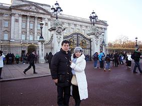 パリ・ロンドンへ行った時の写真ですが、日本では見ることのできない様々な建物に触れ、建築士として、胸が騒ぎました。