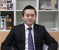 福岡 卓英 課長/二級建築士